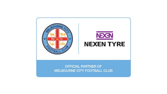 Melbourne City FC Signs NEXEN TYRE as Major Partner