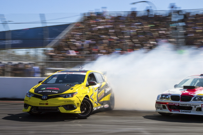 The 2017 Formula DRIFT Launches its Season with NEXEN TIRE as its Official Major Partner for the Second Consecutive Year