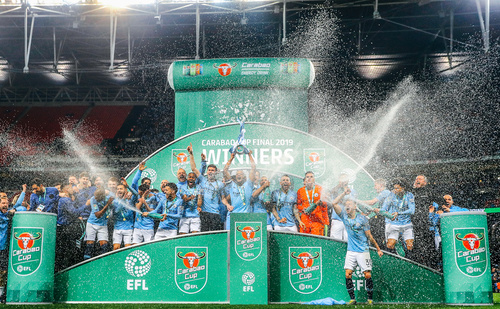 NEXEN TIRE's Partner Manchester City  Wins Carabao Cup for Two Consecutive Years