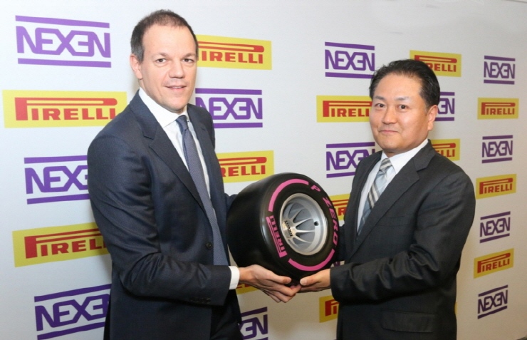 NEXEN TIRE Inks Agreement with Pirelli in Brazil to Boost Sales Coverage in Brazil
