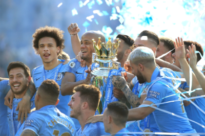 NEXEN TIRE's Partner Manchester City Becomes Back to Back Champions at the Premier League