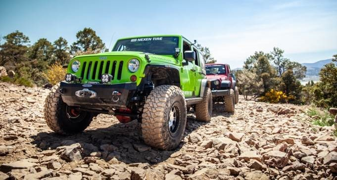 OFF-ROAD SOCIAL DISTANCING REQUIRES THE RIGHT TIRES – NEXEN'S ROADIAN MTX SHOWS WHAT OFF ROADERS SHOULD LOOK FOR IN A HIGH-PERFORMANCE OFF-ROAD TIRE