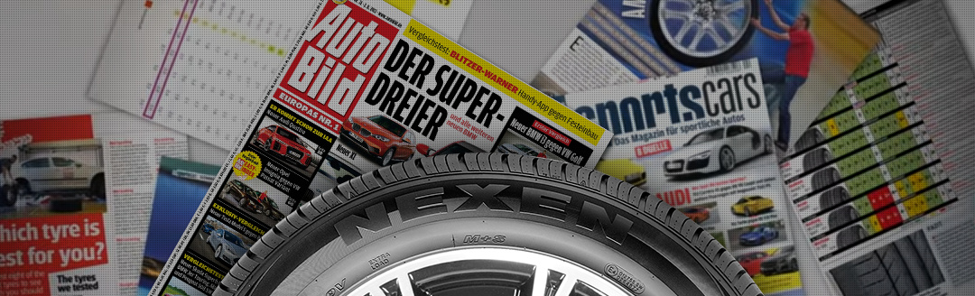 magazine test nexen tire. Black Bedroom Furniture Sets. Home Design Ideas